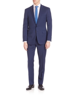 Ralph Lauren  - Purple Label Wool Serge Suit