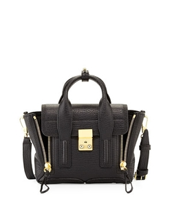 3.1 Phillip Lim - Pashli Mini Zip Satchel Bag