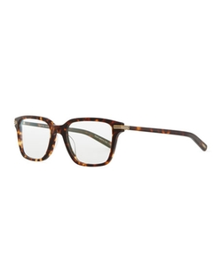 Oliver Peoples  - Stone Rectangle Fashion Glasses