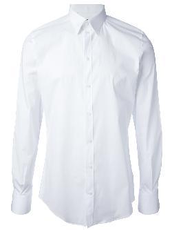 DOLCE & GABBANA  - buttoned shirt