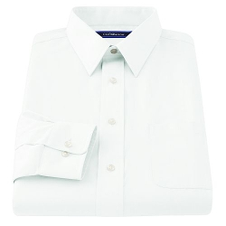 Croft & Barrow - Broadcloth Point-Collar Dress Shirt