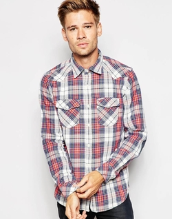Pepe Jeans - Plaid Garford Shirt