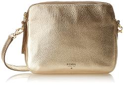 Fossil - Sydney Metallic Cross-Body Handbag