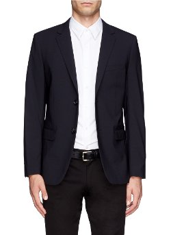 Theory - Wellar Two-Button Blazer