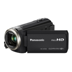 Panasonic - Stable Zoom Camcorder