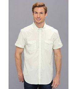 Calvin Klein - Mini Stripe Poplin Button Down Shirt