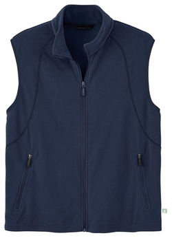Ash City - Recycled Fleece Full-Zip Vest