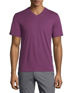 Zachary Prell - V-Neck Short-Sleeve T-Shirt
