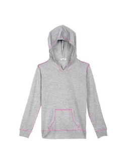 Splendid - Girl Kangaroo Pocket Top Hoodie