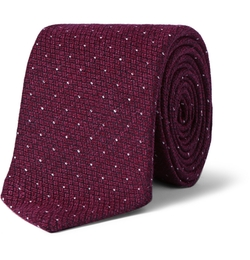 Turnbull & Asser - Cashmere Wool And Silk-Blend Tie