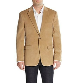 Tommy Hilfiger  - Regular-Fit Corduroy Blazer