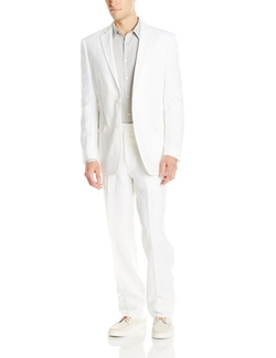 U.S. Polo Assn. - Linen Two Button Nested Suit