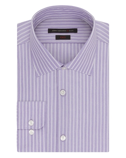 John Varvatos Star USA - Stripe Slim Fit Dress Shirt