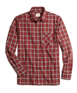 Brooks Brothers - Homespun Plaid Sport Shirt