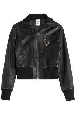 Anthony Vaccarello - Leather Jacket