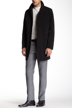 Kenneth Cole New York - Rally Rain Top Coat