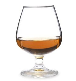 Bormioli  - Rocco Cognac Globo Glass