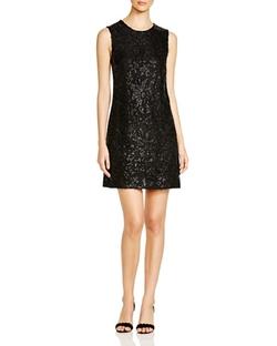 Diane Von Furstenberg  - Kaleb Embellished Dress