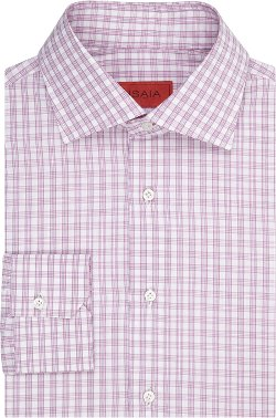 Isaia  - Check Shirt