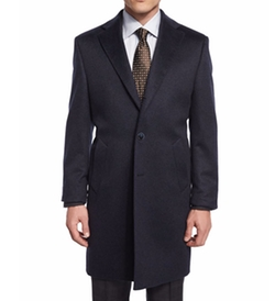 Neiman Marcus Private Label - Cashmere Button-Down Long Coat
