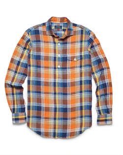 Polo Ralph Lauren - Plaid Linen Sport Shirt