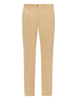 Loewe - Slim-Leg Cotton Chino Trouser Pants