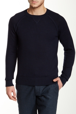 Apolis - Genuine Suede Sweater