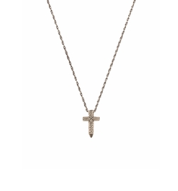 Cast Of Vices - X Herman Cross Necklace