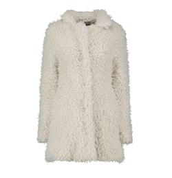 Boohoo - Anna Mongolian Faux Fur Coat