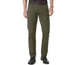 Dockers  - Slim Fit Alpha Khaki Flat Front Pants