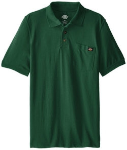 Dickies - Pique Pocket Polo Shirt