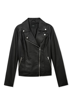 Forever 21 - Chic Girl Moto Jacket
