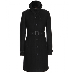 Burberry Brit - Rushfields Wool-Blend Trench Coat