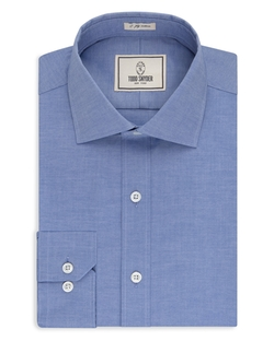 Todd Snyder - Regular Fit Dress Shirt