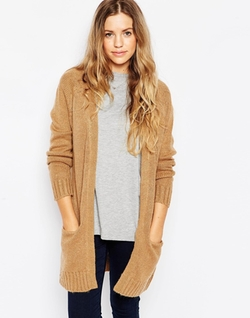 Brave Soul  - Long Lined Cardigan