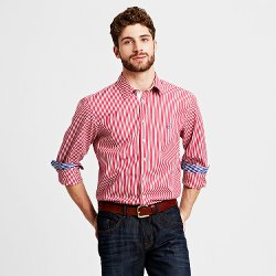 Thomas Pink - Latitude Stripe Classic Fit Button Cuff Shirt