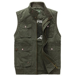 SZAWSL - Outdoor Photography Vest