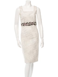 Carolina Herrera - Tweed Dress
