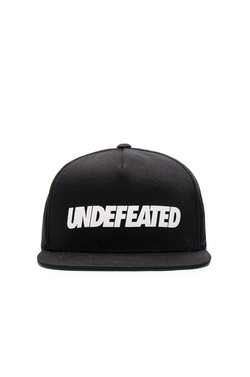 Undefeated - Undefeated Snapback Cap
