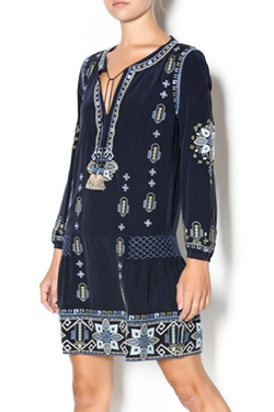 Calypso St. Barth - Nona Embroidered Dress
