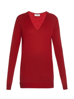 Balenciaga - Seamless Cashmere Sweater