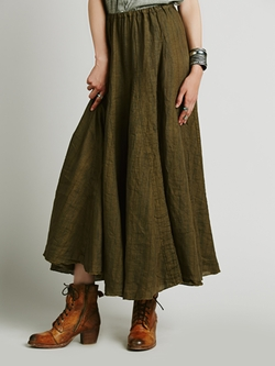 Free People - Latter to Love Skirt