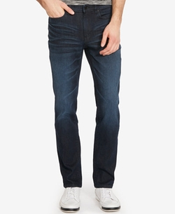 Kenneth Cole New York - Stretch Denim Wash Jeans