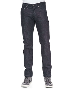 Naked & Famous - Twist Candy Weft Selvedge Jeans