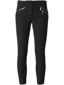 Elizabeth And James  - Skinny Zipped Pocket Trousers