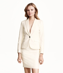H&M  - One Button Blazer