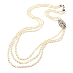 Ben-Amun - Belle Epoque Multi-Strand Necklace