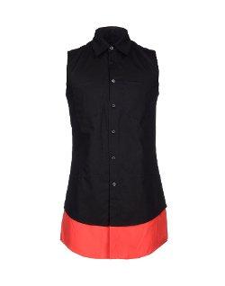 Komakino - Sleeveless Button Shirt