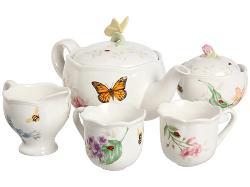Lenox  - Butterfly Meadow Mini Tea Set