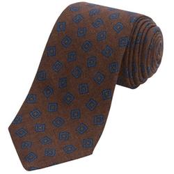 Altea  - Olona 1 Printed Square Neat Tie